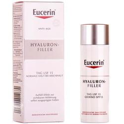 Крем для лица EUCERIN (Юцерин) Hyaluron Filler (Гиалурон филлер) легкий против морщин 50 мл
