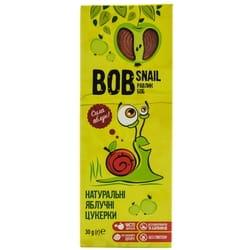 Конфеты детские натуральные Bob Snail (Боб Снеил) Улитка Боб яблочные 30 г