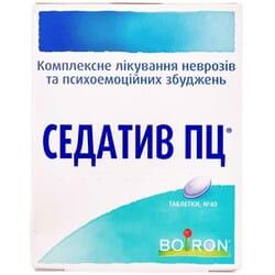 Седатив ПЦ табл. №40