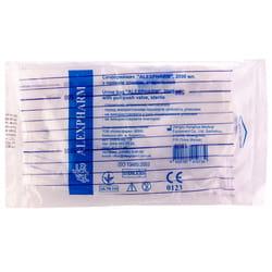 Мочеприемник для взрослых с прямым сливом стерильный объем 2 л Alexpharm (Алексфарм) 1 шт