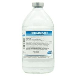 Плазмалит р-р д/инф. бут. 400мл