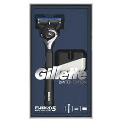 Набор подарочный GILLETTE (Жиллет) Fusion Proglide Бритва с 1 сменной кассетой и подставкой
