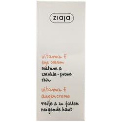 Крем для кожи вокруг глаз ZIAJA (Зая) с витамином Е 15 мл