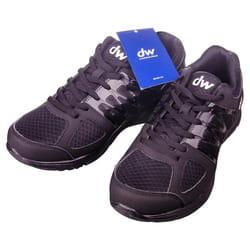 Обувь ортопедическая (диабетические) DIAWIN (Диавин) Classic (Классик) для людей с диабетом размер L 37 (103 mm) цвет pure black 1 пара