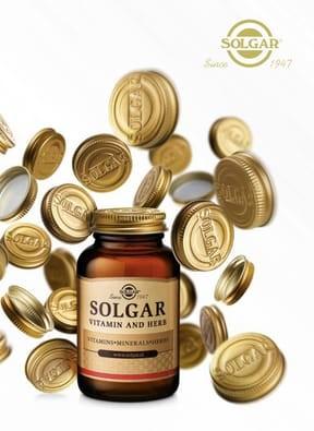 Натуральные биологически активные добавки премиум-класса SOLGAR